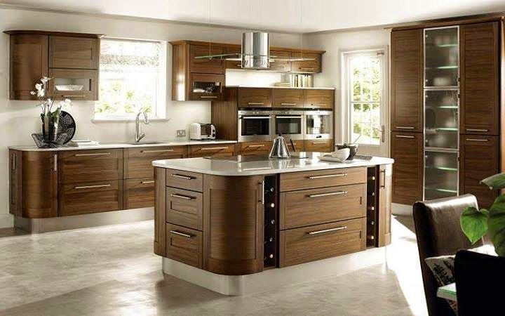 New Kitchen Designs 2015 Gorgeous Luxury Italian Ideas Sets Brown Design Inspiration