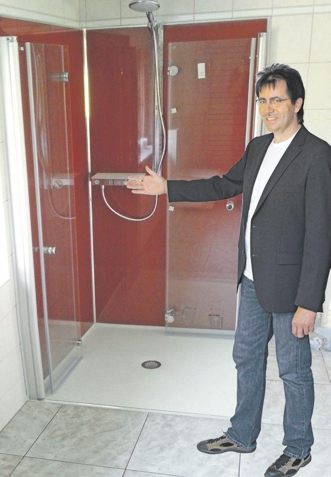 Silikon War Bisher Das Mittel Wenn Es Um Die Abdichtung Von Fugen U A In Der Dusche Ging Doch Nach Wenigen Jahren Werden Sie Unansehn Dusche Falttur Dusche