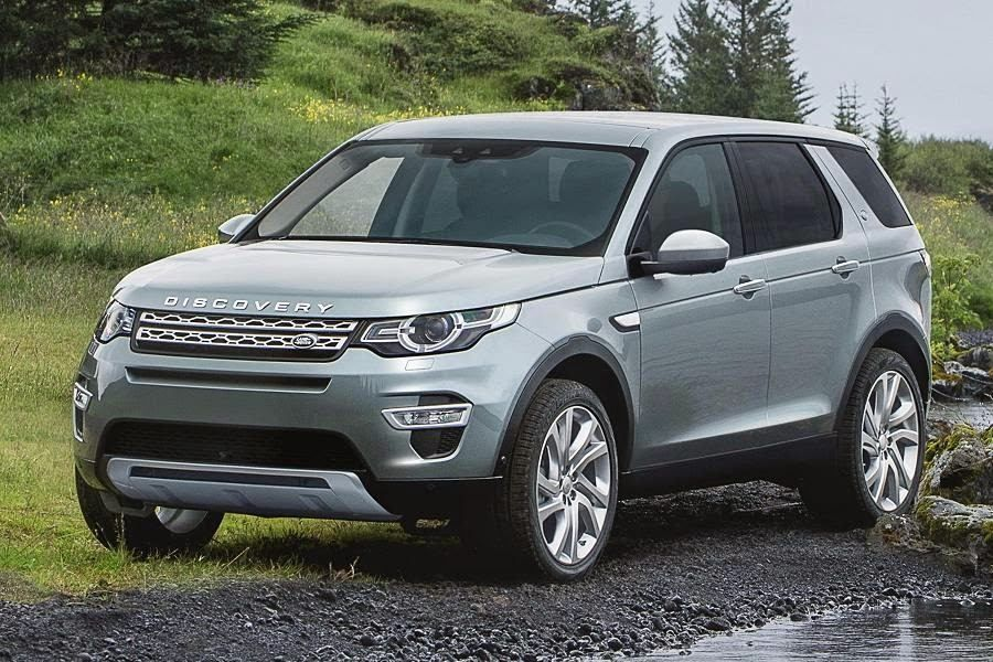 2015 Land Rover Discovery sport review Land rover