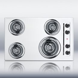 Summit 30 Coil Electric Cooktop With 4 Coil Elements With Images Electric Cooktop Cooktop Gas Cooktop