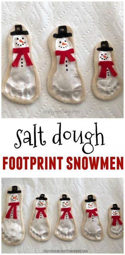 Super diy Weihnachtsgeschenke für Großeltern Teig Ornamente 20+ Ideen   – Christmas ideas