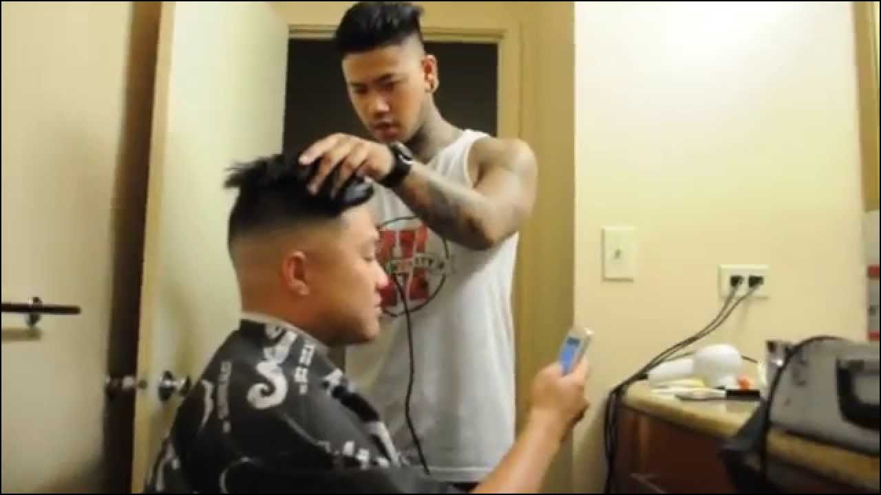 De la ghetto haircut hairstyles ideas pinterest