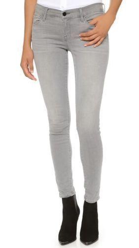 e269eaeaa32c50 FRAME DENIM Le High Skinny Sexy Ankle Slim Jeans Pants Kings Light Grey 24  $230 #FrameDenim #SlimSkinny