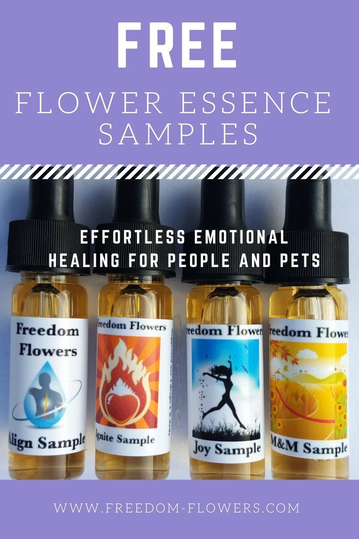 Bouquet Blend Samples in 2020 Flower essences, How to