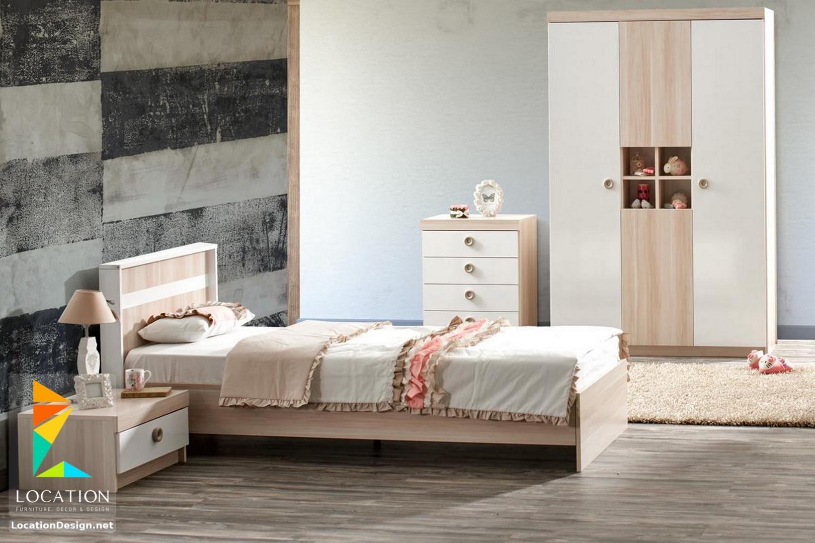 اشكال غرف اطفال وشباب كامله بتصميمات عالية الجودة Simple Bedroom Design Kids Bedroom Inspiration Bedroom False Ceiling Design