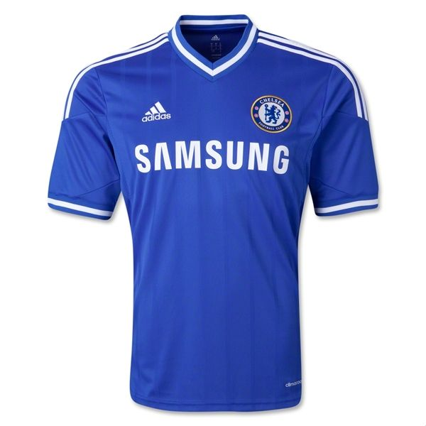 Chelsea 13/14 Home Soccer Jersey #51497 $89.99