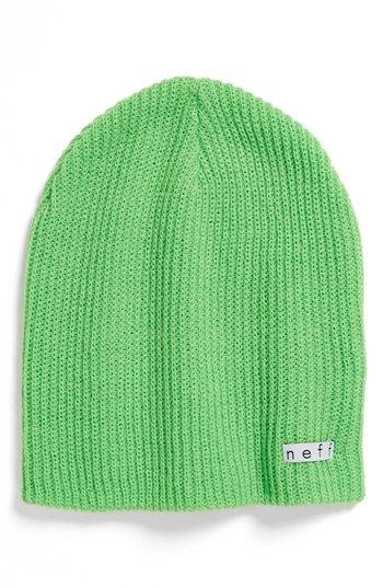 Neff 'Daily' Beanie (Boys) available at #Nordstrom
