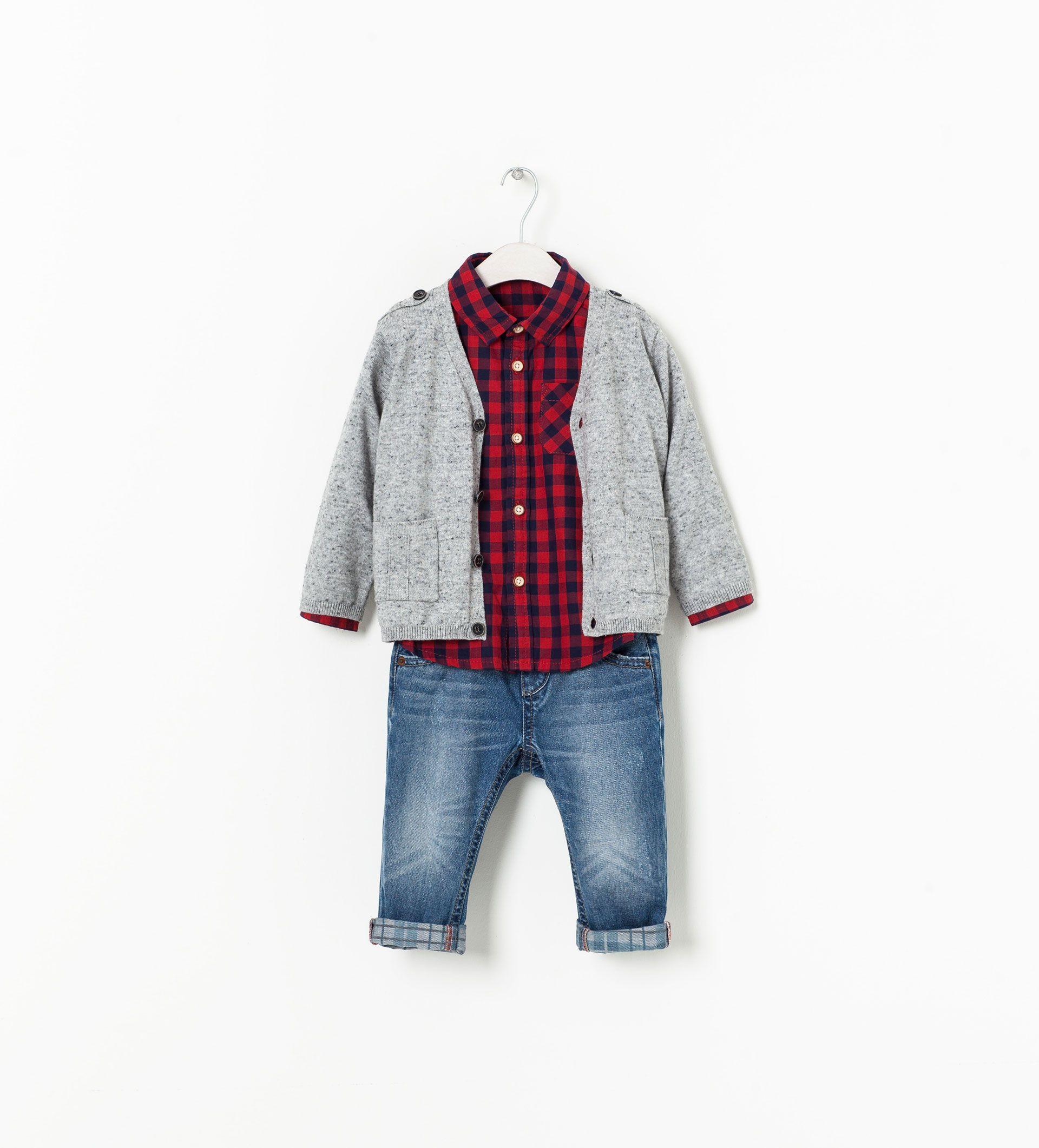 9d3657d69 LOOK10 - Looks - Bebé niño (3 - 36 meses) - Niños