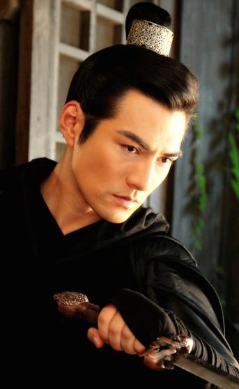 men's hairdo/ancient China   men's top knot hairdo (man ...