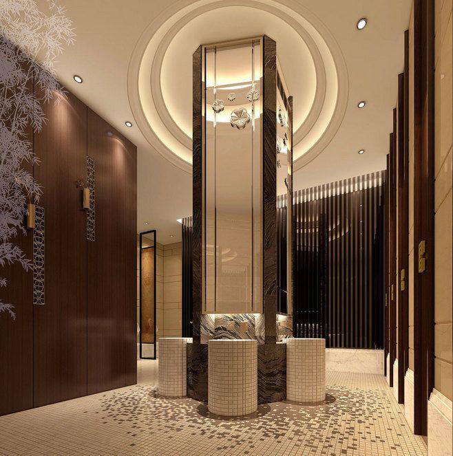 Chongqing Yuzhou Hotel Guiyang Hotel deepen design ...