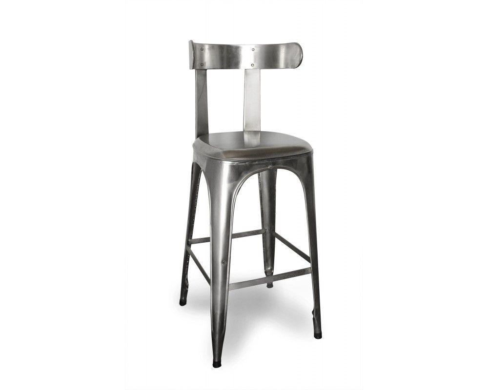pingl par delph sur chaise pinterest bars industriels tabourets de bar industriel et leon. Black Bedroom Furniture Sets. Home Design Ideas