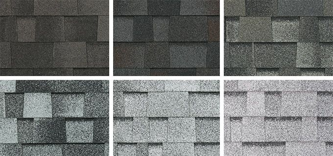 Best Black And Grey Shingles Are Two Of The Most Popular Colors 400 x 300