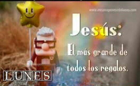 Lunes, Jesus