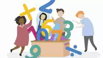 Mathematics Teacher Counting Education, learning educational element, game,  child, hand png | Klipartz