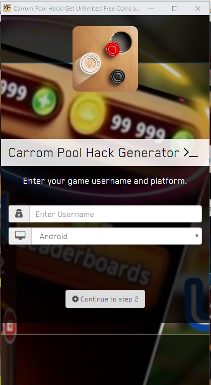 Carrom Pool Hack ? Get *999,999* Coins and Gems! Tutorial