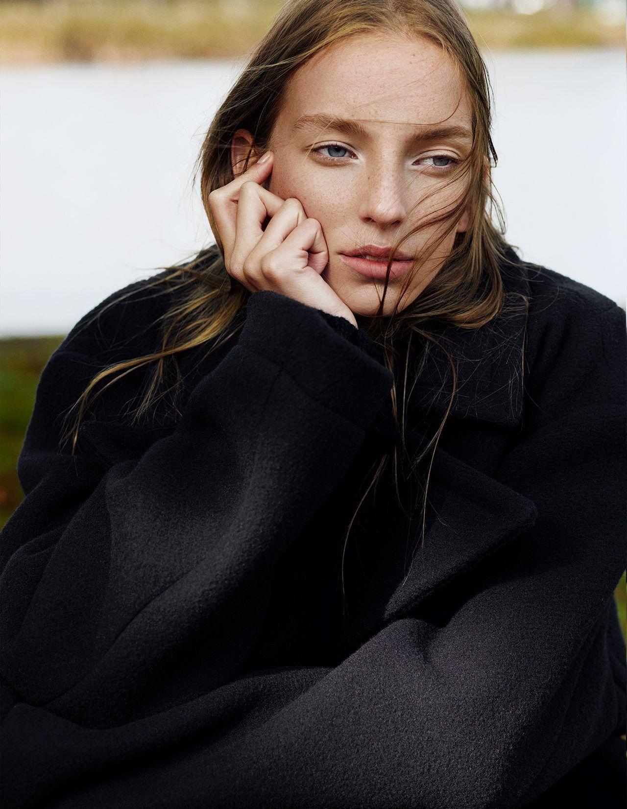 Publication: Models.com Model: Jamilla Hoogenboom Photographer: Migjen Rama Fashion Editor: Hannah van Well Makeup: Siddhartha Bekers