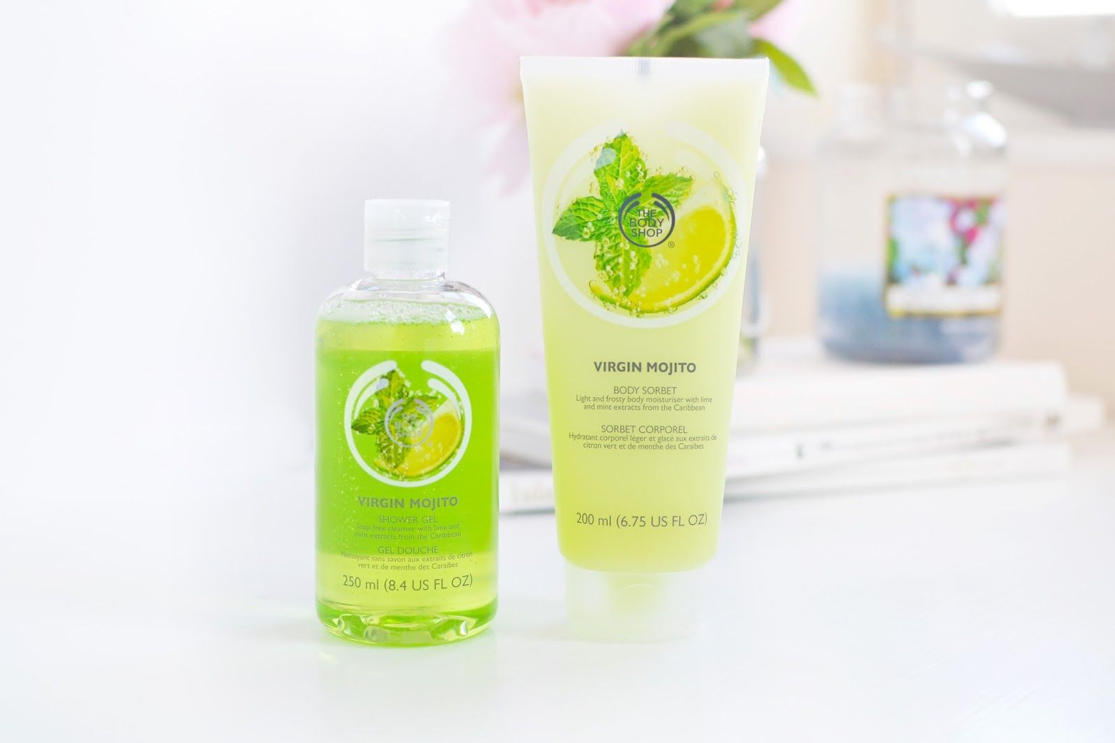 Virgin Mojito From The Body Shop The Body Shop Virgin Mojito