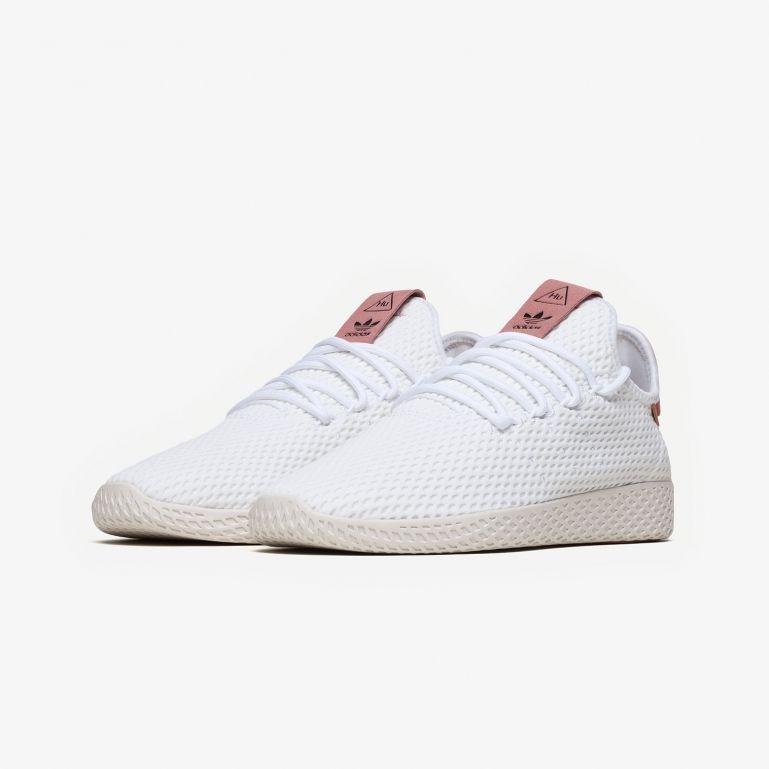Adidas pw tennis hu ftwwht / ftwwht / rawpin 1580880 lista