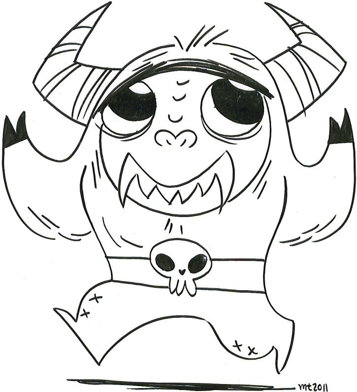 Fosters Home For Imaginary Friends Coloring Pages