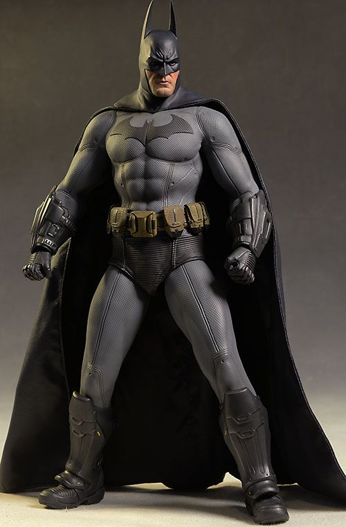 Arkham City Batman sixth scale action figure | Arkham city ...