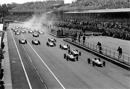 Aintree Circuit Club British Grand Prix Liverpool History The Great Race