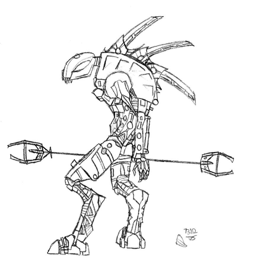 Asombroso Bionicle Para Colorear Colección - Dibujos Para Colorear ...