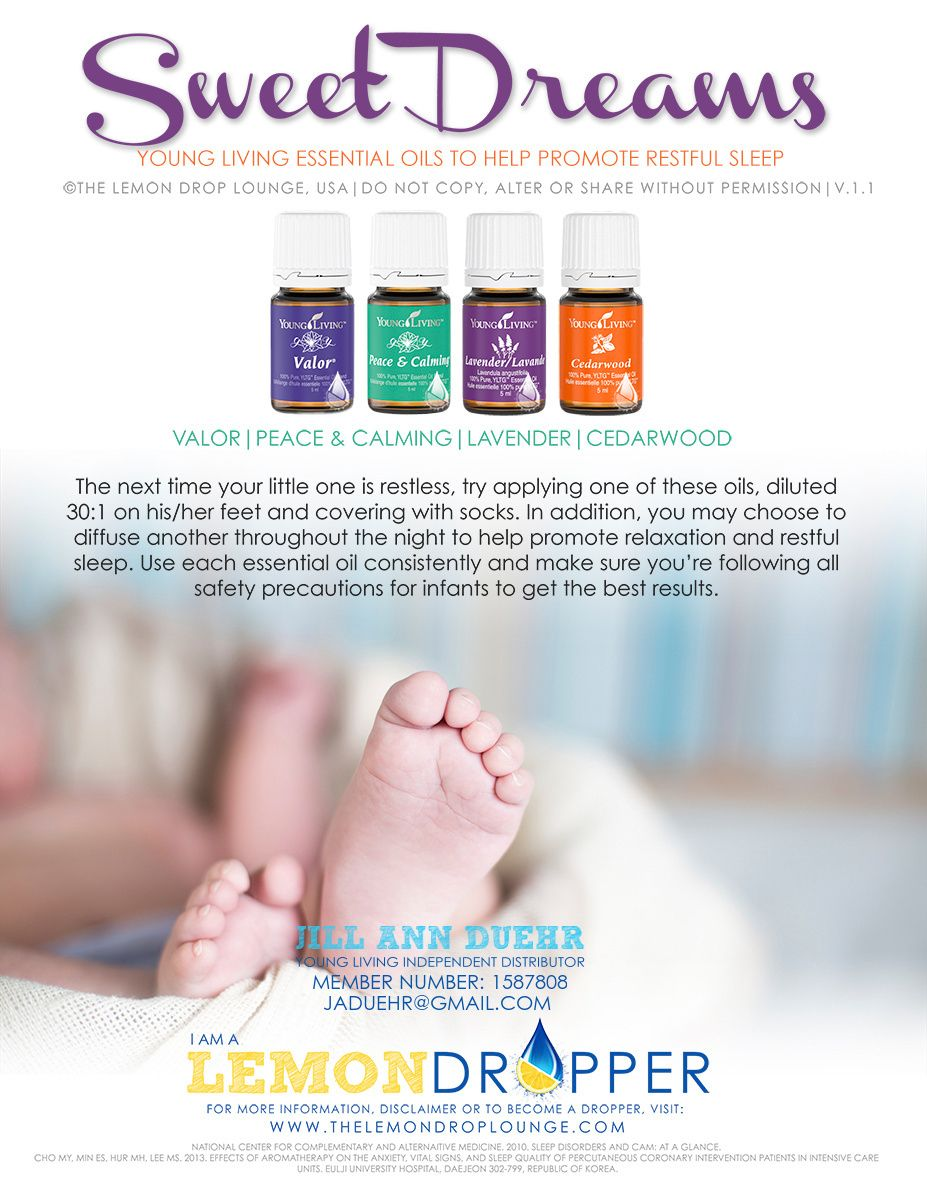 Sleep! Natural sleep remedies! We use all four of these and