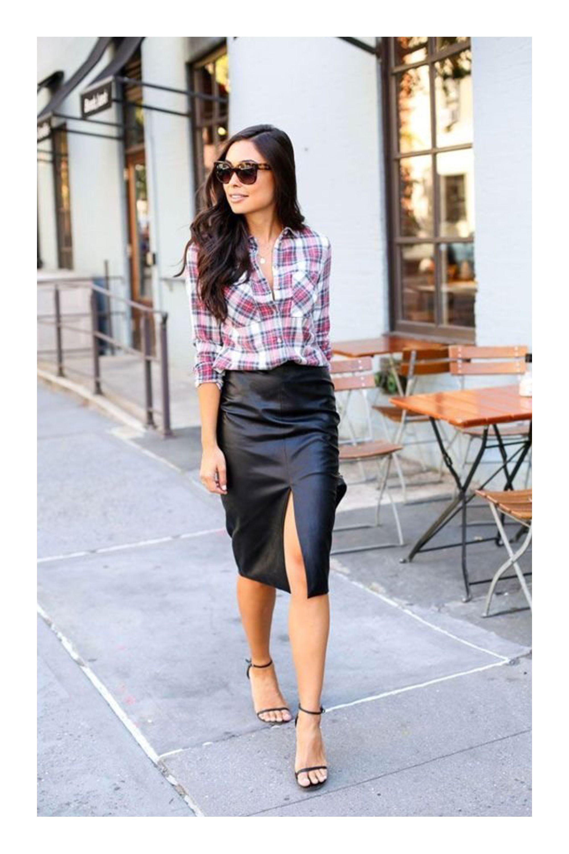 678a163d Elegancia y estilo indiscutible, atuendos con color negro | Looks ...