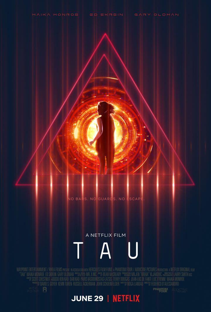 Netflix Presenta Tau Su Nueva Película Original De Ciencia Ficción Películas Completas Peliculas En Español Latino Películas Completas Gratis