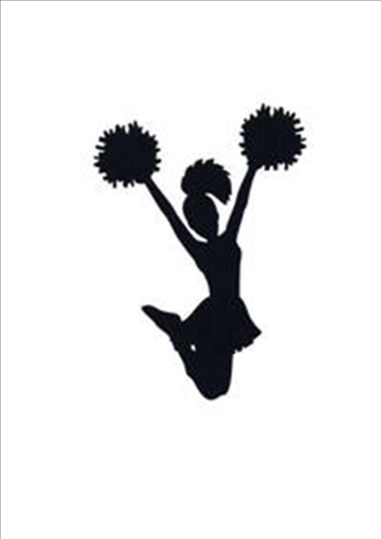 Volleyball Conditioning Cheerleading Tryouts Cheerleader Clipart Cheerleading Cheer