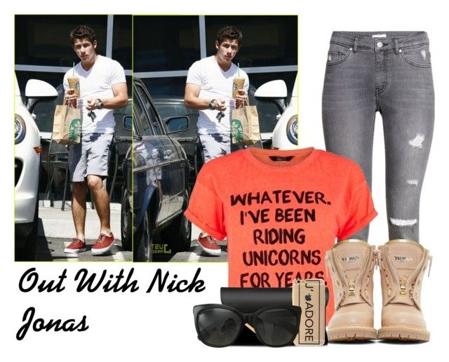 """Happy Birthday Nick!!!!!!!!!!!!!!!!!!! ♥♥♥"" by xo-night-changes-xo ❤ liked on Polyvore featuring H&M, Balmain, Chanel, happybirthday and nickjonas"