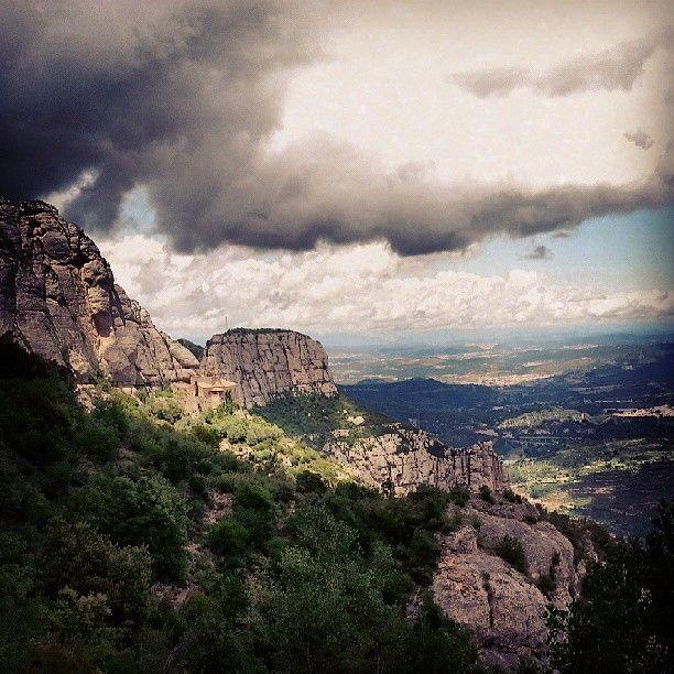 Magic mountain catalonia