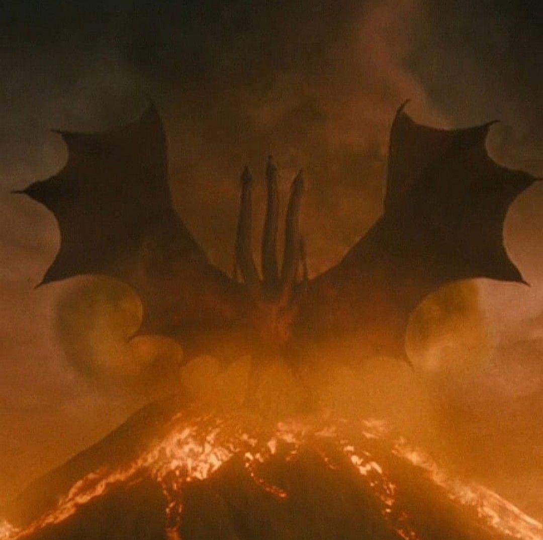 King Ghidorah Godzilla All Godzilla Monsters Kaiju Design