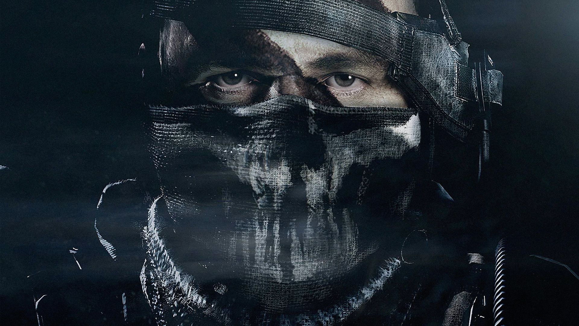 Call Of Duty Ghosts Game HD Wallpaper [1920x1080] Need