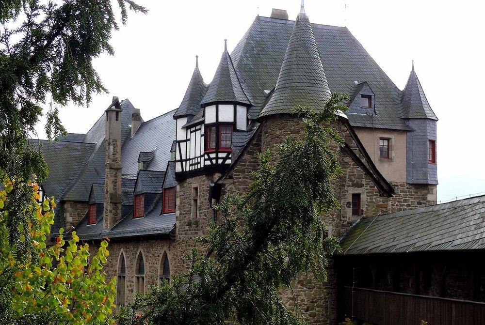 Schlossburg An Der Wupper Solingen De Bergisches Land Burgen Und Schlosser Burg