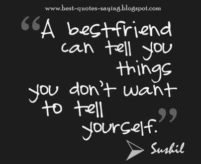 Best Friend Quotes Sayings Best Best Friend Quotes And Sayings  Bestquotesandsayingsforbest
