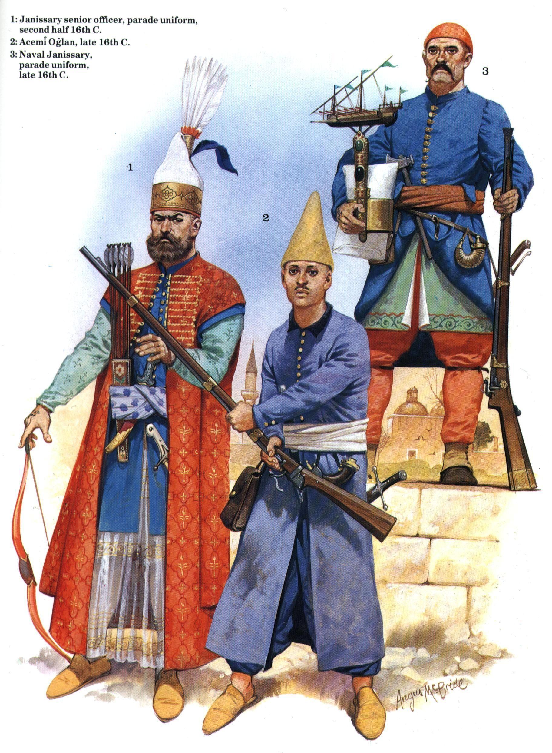 14th century ottoman soldiers - Google Search | Janissaries, Ottoman  empire, Ottoman turks