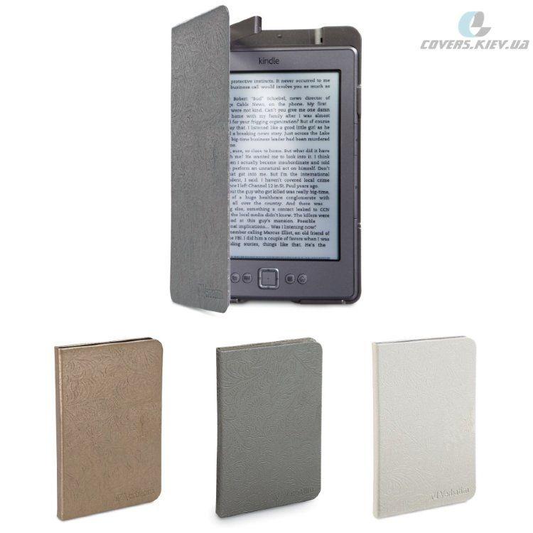 Обложка с подсветкой Verbatim для Amazon Kindle 4 / Kindle 5