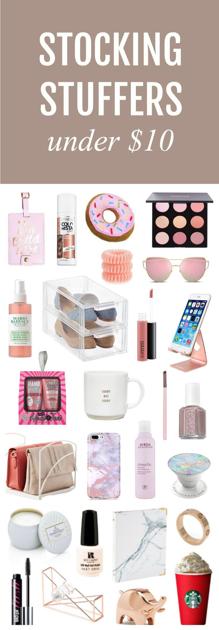 Inexpensive Stocking Stuffer Gifts for Women | Gifts For Mom ...
