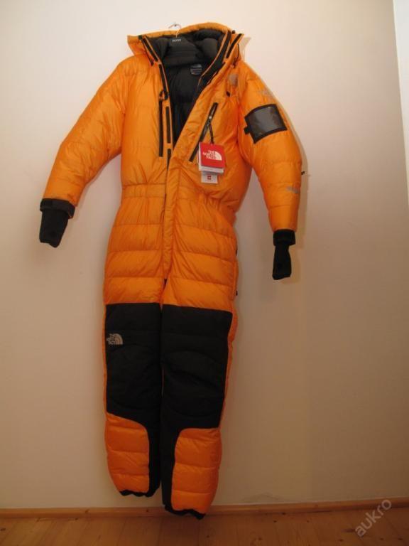 watch 1557d c368a Péřová kombinéza The North Face Himalayan Suit | puffy down ...