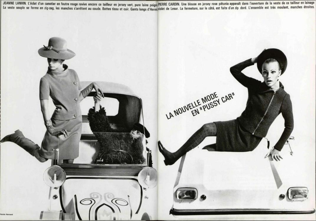 L'Officiel 1966 n°533-534  #Lanvin