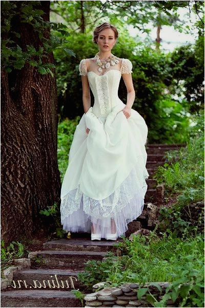 Steampunk Wedding Dresses for Sale Steampunk Wedding Dress