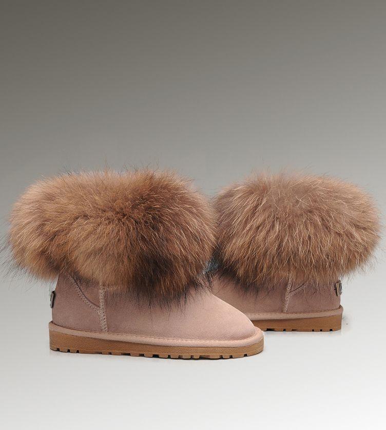 Ugg Fox Fur