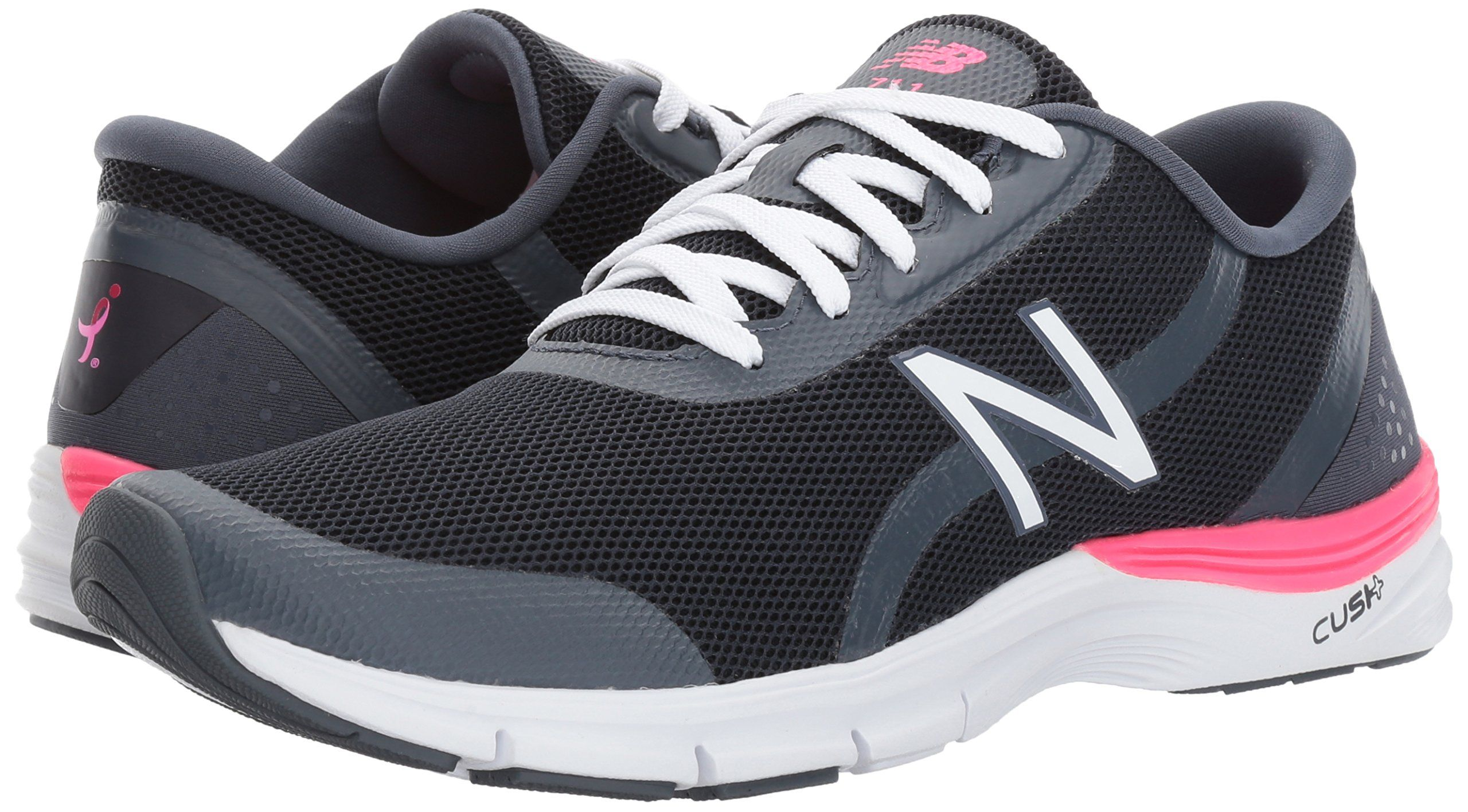 0c2fb76702ff9c New Balance Womens 711v3 Komen Cross Trainer Black Alpha Pink 10.5 D US     You can get more details by clicking on the image. (This is an affiliate  link)
