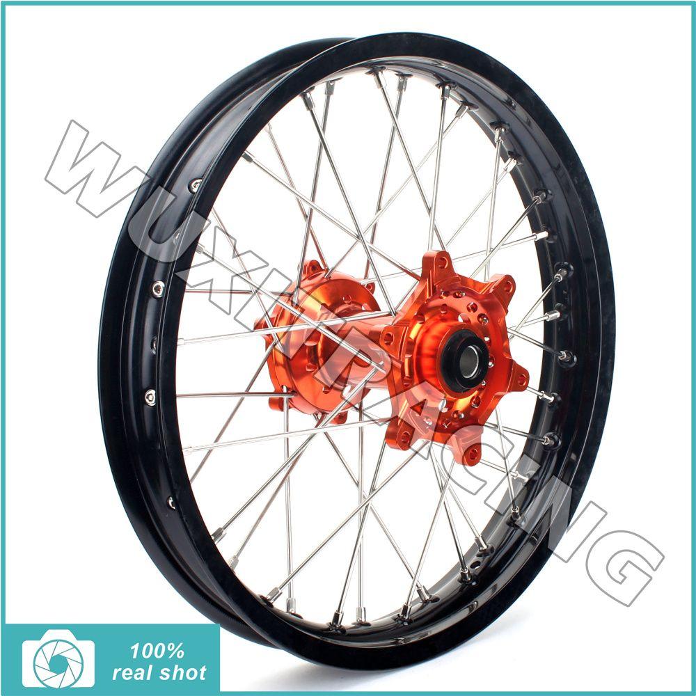 19 Mx Motocross Supermoto Rear Wheel Rim Hub For Ktm Exc Sx Exc F R Xc G F W Sxs Sxc Mxc 125 200 250 300 350 400 450 5 Supermoto Wheels Mx Motocross Supermoto
