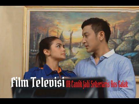 FTV TERBARU Amanda Rawles dan Dimas Anggara - OB Cantik Jadi Sekertaris ...