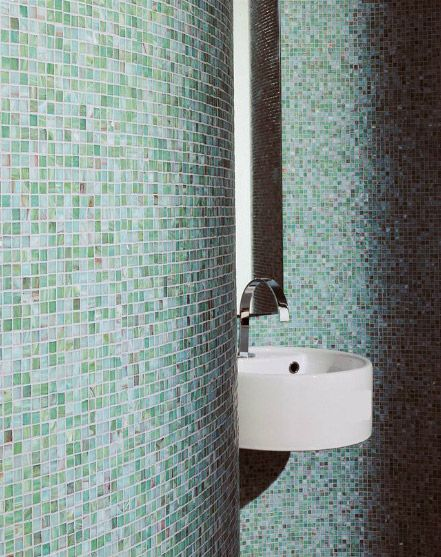 Bisazza - Mosaico Miscele - Tosca | Tiles & mosaics | Modern Glass ...