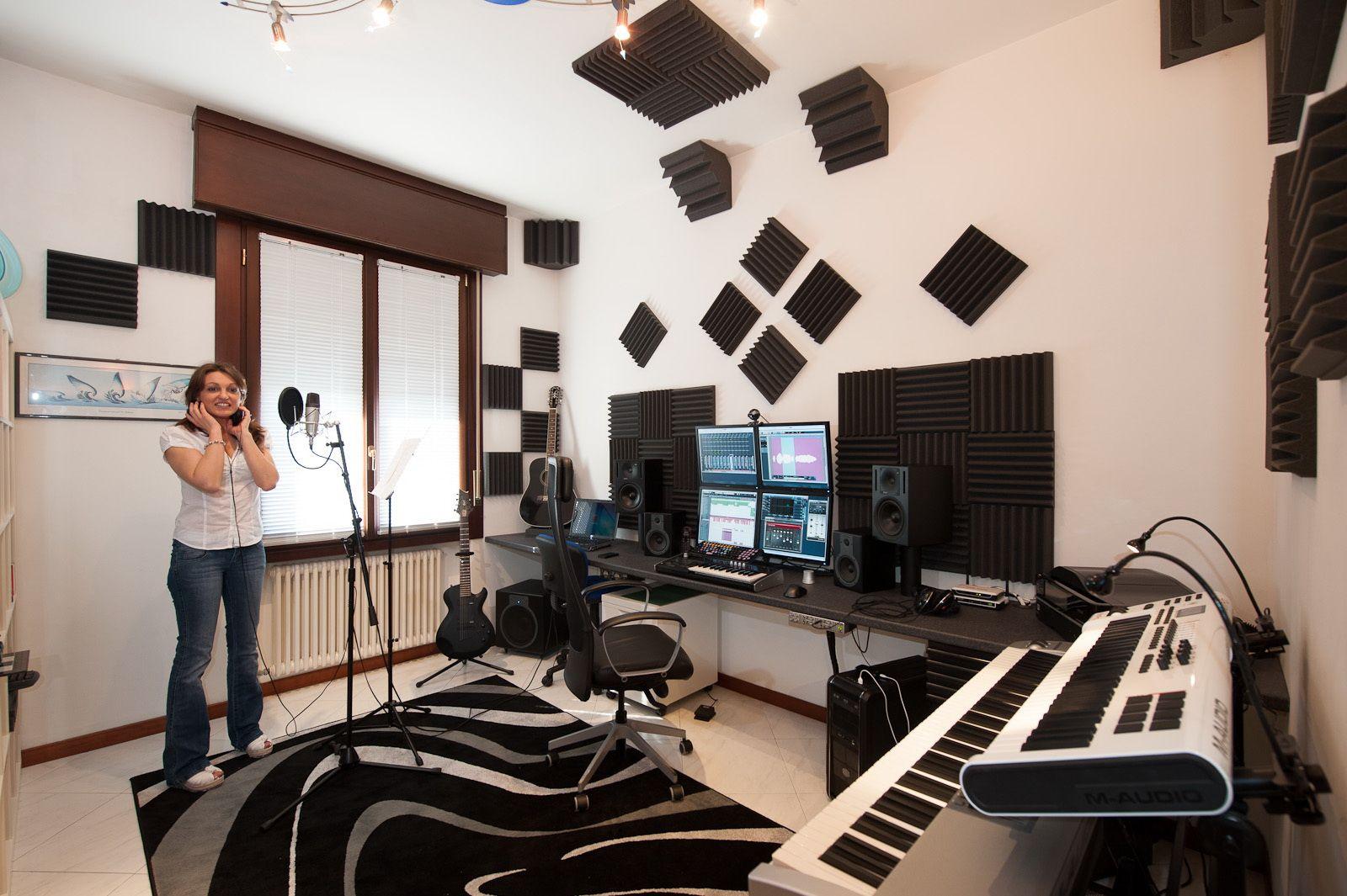 20 home studio recording setup ideas to inspire you http://www