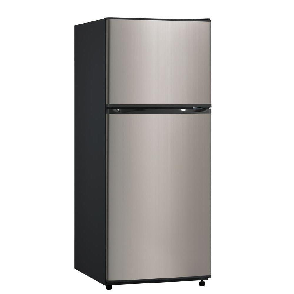 40000 vissani 99 cu ft top freezer refrigerator in