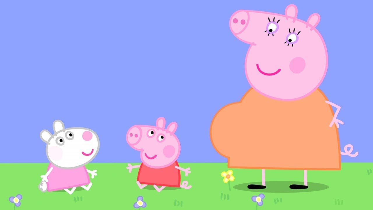 Peppa Pig Episodes Baby Peppa Pig And Baby Suzy Sheep